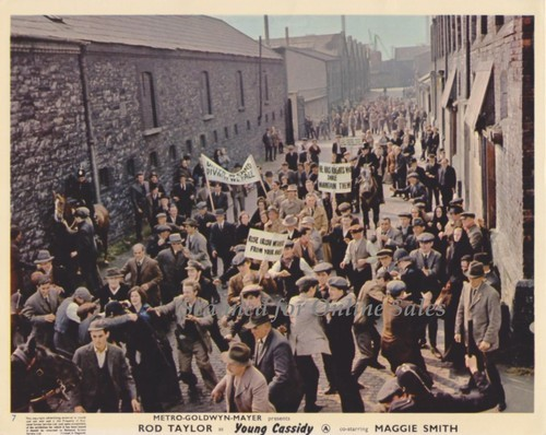 Young Cassidy Irish Worker Riot 8x10 Lobby Card 7