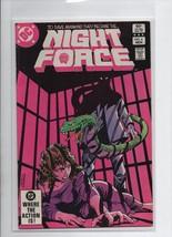 Night Force #4 - Eyes! - DC Comics - November 1982 - Marv Wolfman. - $1.27