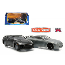 First Cut 2007-14 Nissan Skyline GT-R (R35) Hobby Only Exclusive 2 Cars ... - $37.93