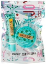 Simple Pleasures Ginger Pear Scented Lip Gloss & Hand Cream 2 Piece Set SEALED