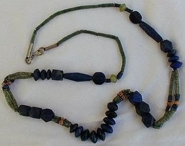 Beautiful gemstone necklace - $80.00