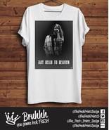 Chris Cornell T Shirt Unisex Rock Artist Audioslave Legend Gift - $12.76