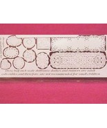 DOLLHOUSE 1:24 Doilies Table Runners jk500 Jeannetta Kendall laser cut M... - $5.20