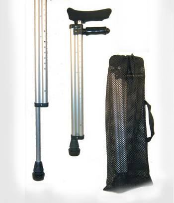 Fetterman Telescoping Travel Crutches