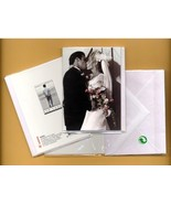 Wedding Kiss Romance. 3 pcs. Small Double Folde... - $5.25