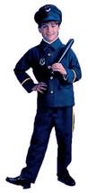 Policeman Children's Halloween Costume Size Large - $21.09