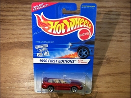 Hot Wheels 1996 Mustang GT #378 #2 - $4.95