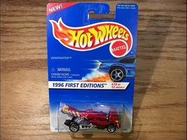 Hot Wheels Dogfighter #375 #1 - $2.95