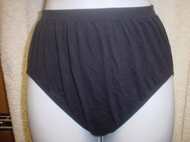 Jockey Seamfree Panty 7/Large Black SP-Slightly Imperfect NWOT - $11.99