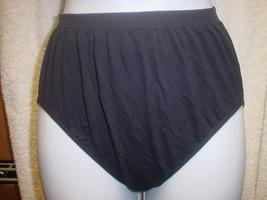 Jockey Seamfree Panty 7/Large Black SP-Slightly Imperfect NWOT - $11.99