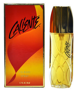 CALIENTE COLOGNE SPRAY Perfume by REVLON 1.7 fl.oz. WOMEN FRAGRANCE RARE NIB