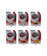 Tokyo Torque Series 4, Set of 6 Cars 1/64 Diecast Model Cars by Greenlig... - $57.71