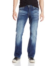 Levi's Strauss 527 Men's Slim Bootcut Jeans Wave Allusions Stretch 527-0489