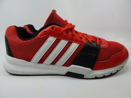 Adidas Essential Star 2 Size US 13 M (D) EU 48 Men's Running Shoes Red B33192