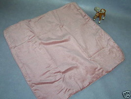 "Corduroy Pillow Slip Cover Square 17"" Mauve Lot... - $30.68"