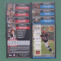 2005 Bowman Cincinnati Bengals Football Set - $2.50