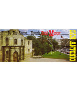 IT'S GREAT TO LIVE IN SAN ANTONIO  sticker, Old - $3.95