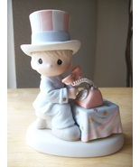 """1999 Precious Moments """"Let Freedom Ring"""" Early Edition Figurine  - $28.00"""