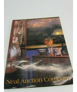 Neal Auction Catalog May 17 18 1996 Estates Vintage 34679 - $29.69