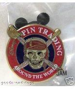 DISNEY PIRATES BURIED TREASURE PIN NEW  - $12.99