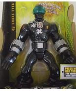G.I. Joe Tough Troopers Battle Action, Sounds and Light! Snake Eyes Ninj... - $16.00