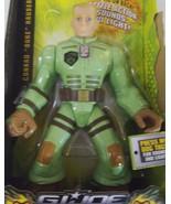 G.I. Joe Tough Troopers Conrad Duke Hauser w/ Battle Action Sounds & Lig... - $14.80