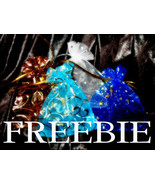 FREEBIE Charging Cleansing Bag 4 Spell Cast or Haunted Spirit Jewelry FR... - $0.00
