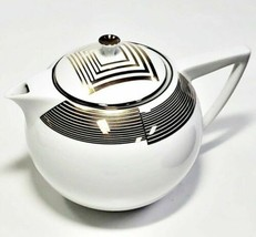 Haviland Limoges Cible Tè / Caffè Pentola E Coperchio - $123.86