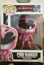 Pink Power Ranger Funko New in Box Sealed #397 Great  Gift Ideal - $2.99
