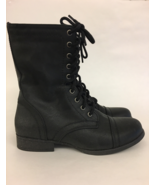 "NEW Curfew ""Journey"" Boots, Black - Women's Size 8 - $34.99"