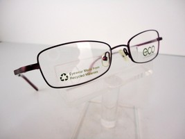 Earth Conscious Optics (ECO) Mod 1017 (PUR) 51 x 18   Eyeglass Frame - $19.75