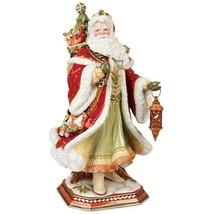 RARE Fitz and Floyd Damask Holiday Figurine LARGE - $222.75