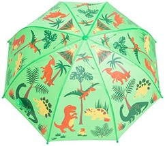 Kids Umbrella - Childrens 18 Inch Rainy Day Umbrella - Dinosaurs - $18.69