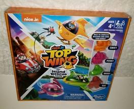 Nick Jr. Top Wing Island Rescue Nickelodeon Board Game ages 4+ Gaming Ki... - $19.79