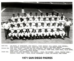 1971 San Diego Padres 8X10 Team Photo Baseball Picture Mlb - $3.95