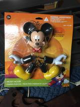 New! Halloween disney mickey mouse pumpkin push ins decoration  - $24.99