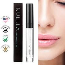 Nuli La Lip Plumper Lip Gloss is all Natural Serum with Vitamin E, Antioxidants