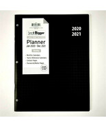 "LARGE PRINT 2020-2021 See-It-BIGGER Monthly Planner + FEATURES 11"" x 9"" ... - $18.52"