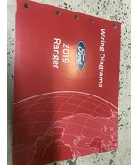 2019 Ford Ranger Wiring Electrical Diagram Manual OEM Factory - $98.95