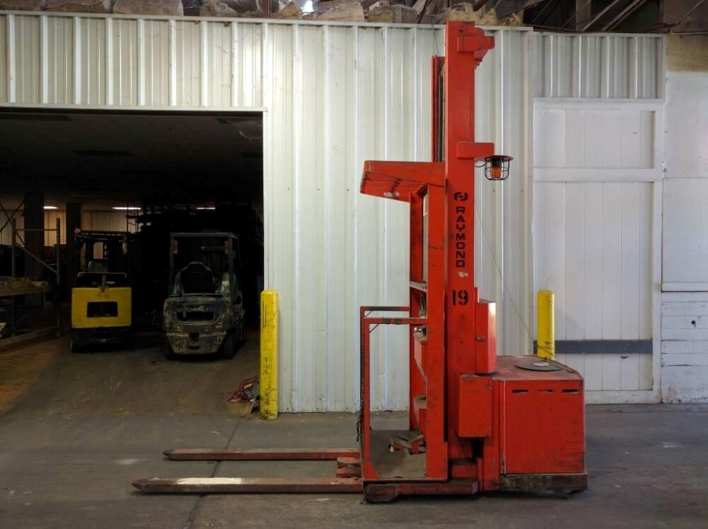 Raymond Forklift Model 012-OP2 and similar items