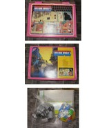 Untouchables Marx Toy Soldier Play Set Mobsters New Sealed Bags Inside V... - $110.00