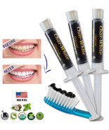 Activated Charcoal Gel for Natural Teeth Whitening - Fresh Teeth Whiten... - $8.95