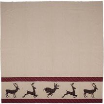 Wyatt Shower Curtain - Deer