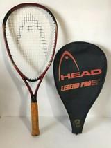 HEAD Legend Pro Oversize Tennis Racquet, Graphite Widebody, 4 1/2 L 4 Cover - $39.60