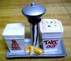 Salt & Pepper Shakers - $9.95