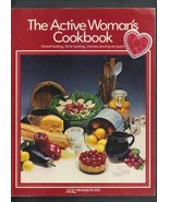 The Active Woman's Cookbook, Avon Products, Inc. 1980, Softcover Cookbook - $4.00
