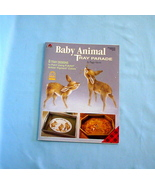 Baby Animal Tray Parade by Peggy Harris - $2.50