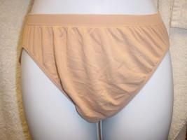 Jockey Seamfree Panty 8/XLarge Dark Nude SP-Slightly Imperfect NWOT - $11.99