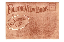 Postcard Packet Los Angeles by Tichnor Bros Inc of Boston - $20.00