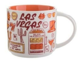Starbucks Las Vegas Been There Series 2019 Collection Coffee Mug Cup 14 ... - $29.69